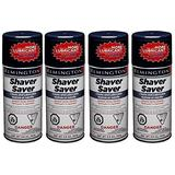 Remington Shaver Saver Lubricant & Cleaner Aerosol Spray 3.8 Ounce (Pack of 4)