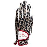 Glove It Women's Leopard Golf Glove (X-Large, Left Hand)
