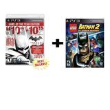 Batman: Arkham City (Game of the Year Edition) / Lego Batman 2: DC Super Heroes