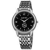 August Steiner Men's ASA822SS Swiss Quartz Watch