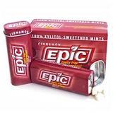 Epic Dental Cinnamon Mints (15x60 CT)