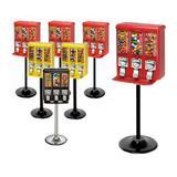 5 Triple Vending Machines
