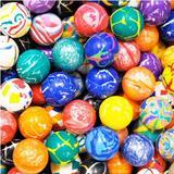 Assorted Mix 32mm Super Bouncy Balls