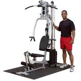 Body Solid BSG10X Powerline Home Gym with Compact Footprint and Chest Harness