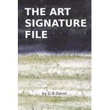 The Art Signature File