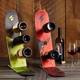 Snow Ski Wine Rack