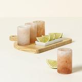 Himalayan Salt Tequila Glasses- Set of 4