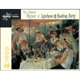 Pierre Auguste Renoir - Luncheon of the Boating Party: 1,000 Piece Puzzle (Pomegranate Artpiece Puzzle)