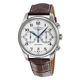 Longines Master Collection Automatic Chronograph Transparent Case Back Men's Watch L26294783