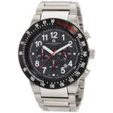 Charles-Hubert, Paris Men's 3896-W Premium Collection Stainless Steel Chronograph Watch