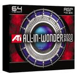 ATI Technologies Radeon 9000 Pro 64MB DDR AGP 2x/4x Graphics Card