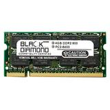 4AllDeals 4GB Memory RAM for HP EliteBook 6930p 200pin PC2-6400 800MHz DDR2 SO-DIMM Memory Module Upgrade