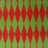 "Home & More Christmas Argyle 17""x29"" Coir with Vinyl Backing Doormat"
