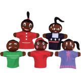 Get Ready Kids African American Feelings Puppet Set
