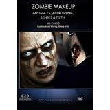 Zombie Makeup - Appliances, Airbrushing, Lenses & Teeth