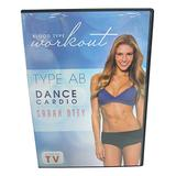 Blood Type AB Dance Cardio Workout DVD, Small