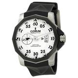 Corum Men's 947.951.94/0371 AK14 Admirals Cup Silver Dial Watch