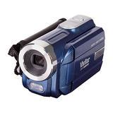 Vivitar DVR508NHD-BLU DVR-508 4X Digital Zoom Video Recorder, Colors May Vary , Blue