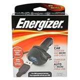Energizer 11391 - USB Car Charger & Micro USB Cable (PC-1CACMC)