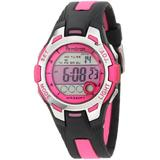 Armitron Sport Women's 45/7030PNK Pink and Black Digital Watch