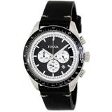 Edition Sport Chronograph Leather Watch