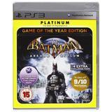 Batman Arkham Asylum Game Of The Year Edition (UK Import)