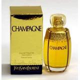 Champagne by YSL Yves Saint Laurent 1.7 Eau de Toilette 1.6 oz Spray Cologne for Women