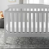 Safety 1st Transitions 2-Stage Waterproof Standard Crib Mattress in Yellow, Size 5.0 H x 27.5 W x 52.0 D in   Wayfair 3704096