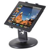 Kantek Tablet Stand in Black, Size 2.5 H x 7.5 W x 7.5 D in   Wayfair KTKTS710