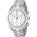 Omega Women's 324.30.38.40.04.001 Speed Master Chronograph Watch