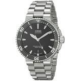 Oris Mens 733 7676 41 54 MB Aquis Date Divers Watch
