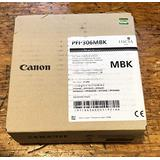 Canon PFI-306MBK 6656B001AA iPF8300 8400 8410 9400 Color Ink Cartridge (Matte Black) in Retail Packaging