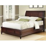 Lafayette Cherry King Sleigh Bed by Home Styles