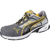 PUMA Safety Gray Mens Microfiber Pace Low SD CT Oxfords Work Shoes 11