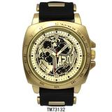 """TapouT The """"Sentry"""" Gold Magnetic Watch"""