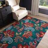Mohawk Home Whinston Paisley Floral Area Rug, 5'x8', Multi