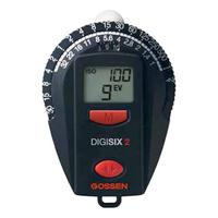 Gossen Digisix 2 Compact Ambient and Reflected Light Meter - GO 4006-2
