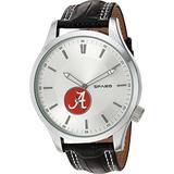 NCAA Alabama Crimson Tide Icon Watch, Black