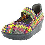 Bernie Mev womens Lulia pumps shoes, Multi, 8.5 US