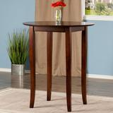 Winsome Fiona Pub Table, Brown, Furniture