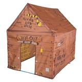 Pacific Play Tents Clubhouse Tent, Multicolor