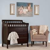 Dream On Me Marcus Changing Table and Dresser, Brown