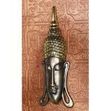 "Design Toscano Sukhothai & Bodh Gaya Buddhas Asian Wall Decor in Brown, Size Small (12"" - 24"" High) | Wayfair QS28503"