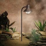 Kichler Traditional 1-Light Pathway Light Metal in Brown, Size 25.25 H x 6.0 W x 7.56 D in | Wayfair 15438OZ