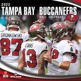 Tampa Bay Buccaneers 2022 Mini Wall Calendar