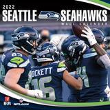 Seattle Seahawks 2022 Mini Wall Calendar
