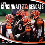 Cincinnati Bengals 2022 Mini Wall Calendar