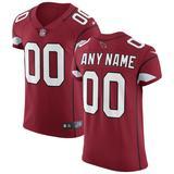 Men's Nike Cardinal Arizona Cardinals Vapor Untouchable Custom Elite Jersey