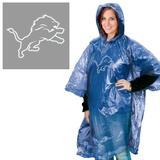 WinCraft Detroit Lions Rain Poncho