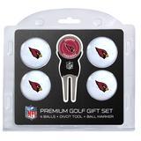 Arizona Cardinals 4-Ball Gift Set